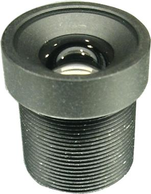 Newst 6MM High-Definition CCTV Lens For Board Camera True F1.8