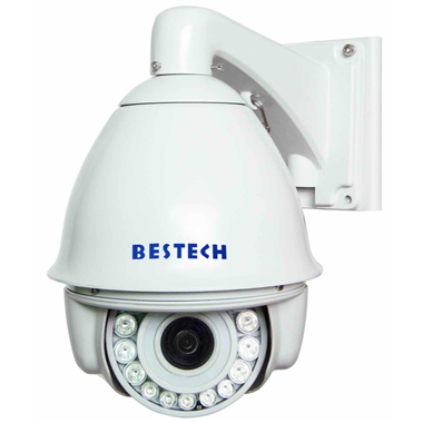 Middel High Speed Dome Camera 140M IR Intelligent Security Cameras