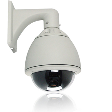 RS-485 IP66 Outdoor 6 inch high speed dome camera