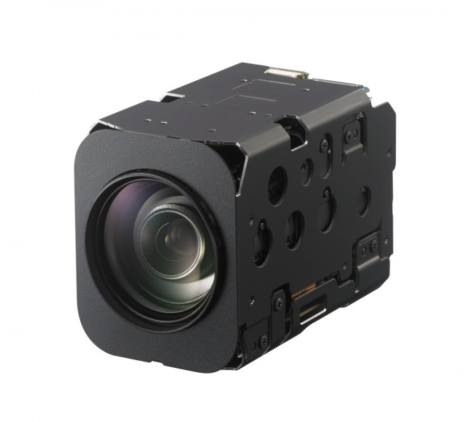 SONY FCB-EV7320 NEW Full HD 20x Colour Block Camera Module - HIGH SENSITIVITY