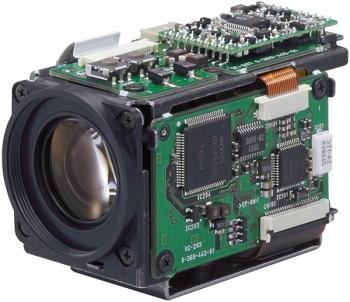 SONY FCBIX11AP/FCB-IX11AP 10X Color EXview Block Camera Sony Video CCD Camera