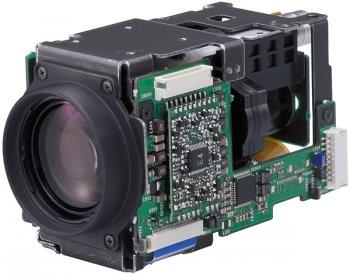 SONY FCB-IX45CP/FCBIX45CP 18x Color Block Camera