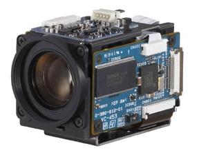 SONY FCB-PV10 10X Progressive Scan CCD Color Block Camera