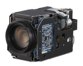 SONY FCB-PV480 18X Progressive Scan CCD Color Block Camera