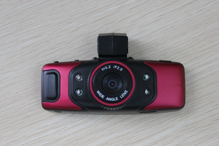 Full HD 1080P 30FPS Car DVR Recorder Night Vision GPS G-Sensor HDMI Night Vision