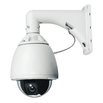 PTZ outdoor high speed dome camera