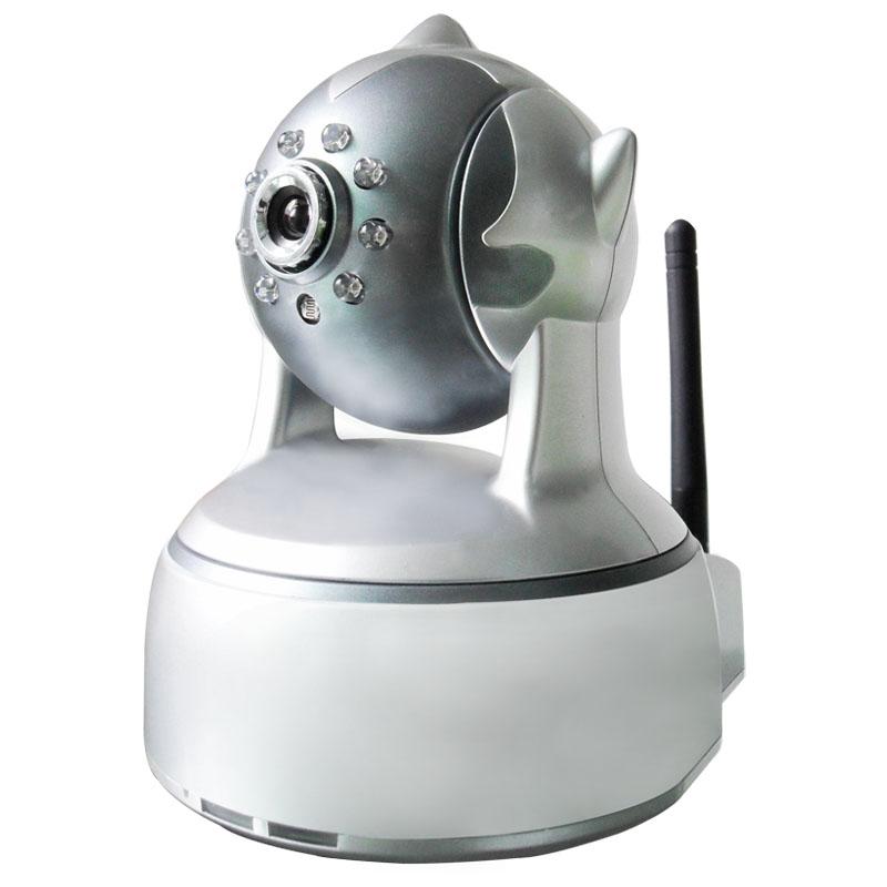 Unique wireless wifi two way audio ip camera