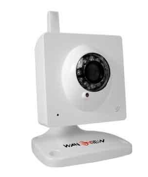 Newest mini wifi two way audio network camera