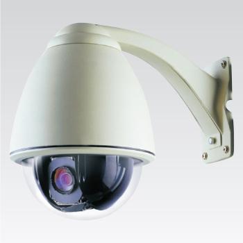 Monolayer Indoor Intelligent Low Speed Dome Camera