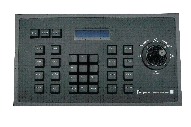 2D Control Keyboard