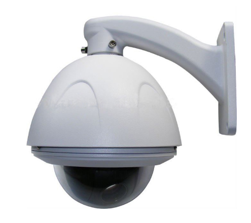Mini high speed dome camera