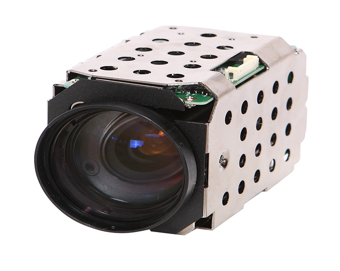 SAMSUNG SDM-231P/SCM-2231P SSDR ICR Low Power Consumption 23X Zoom Camera