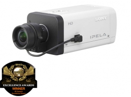Sony SNC-CH140 View-DR and XDNR dual-stream HD network fixed network camera