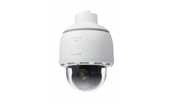 SONY SNC-ER585 Outdoor 30X Vandal-resistant 1080p Full HD Pan/Tilt/Zoom Camera