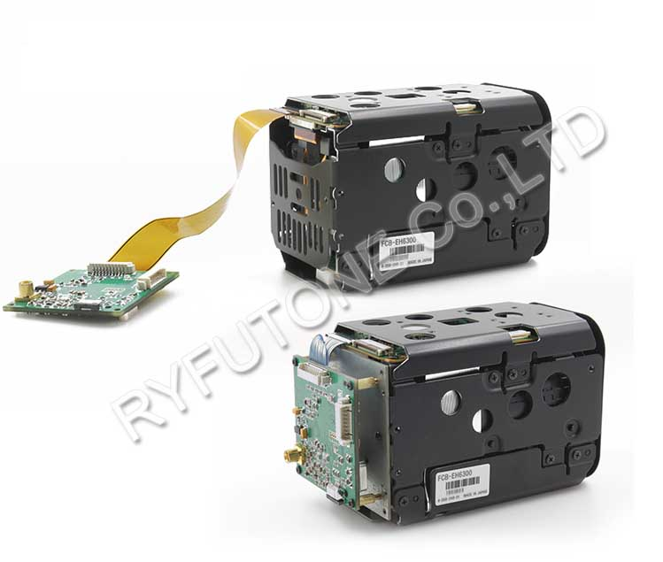 SDI Encoding Cctv Board Camera Module Compate SONY And VISCA Protocol
