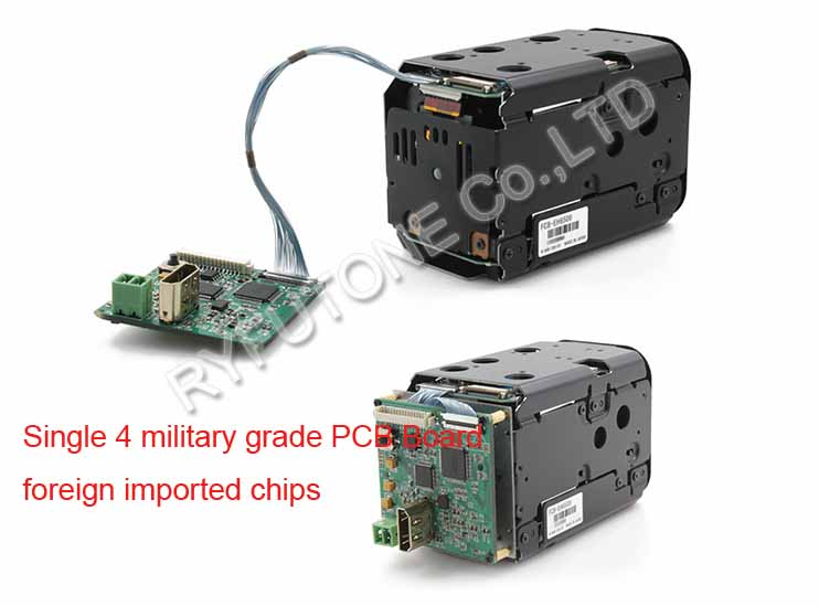 HDMI PCB CCTV Camera Board For SONY HD FCB Module Code Control Board