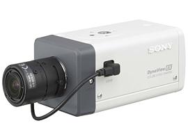 Sony SSC-G913 Analog Color Fixed Camera with 540 TV Lines