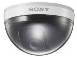 Sony SSC-N13 650TVL 1/3-type EXview HAD CCD analoge color mini dome camera