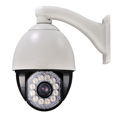 IR Outdoor Pan/Tilt/Zoom High Speed Dome Camera