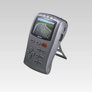 Portable 2.5 INCH CCTV test monitor