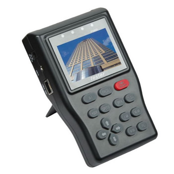 Portable 2.5 inch LCD Monitor CCTV Camera Video Test / Tester CCTV Camera Video PTZ Test Tester