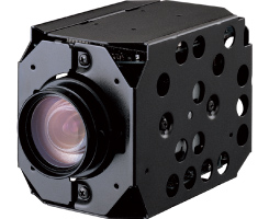 Hitachi VK-S454ER 1/4 AI Color Block Camera