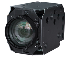 Hitachi VK-S635EN 30X CCD Color Module Camera