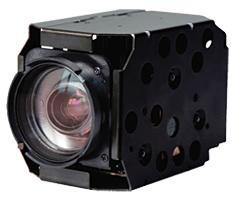 Hitachi VK-S654E PAL CCTV Camera With 35X WDR Zoom Camera