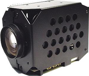 Hitachi VK-S654ER 35X Integration Color SONY CCD Camera