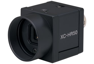 Sony XC-HR50 Monochrome Progressive Scan Black and White CCD Camera